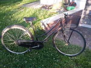 """Bicicletta da donna 26"""" tipo olandese"""