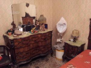 Camera da letto completa stile chippendale