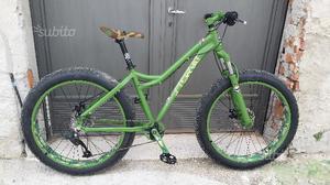 "Fat Bike 26"" Storvat edizione militay limitata"