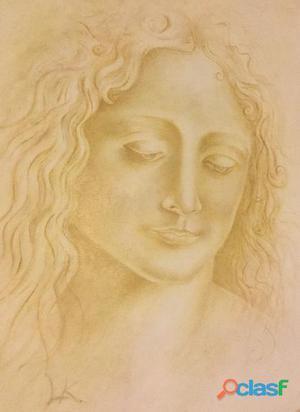 olio su tela cm. 43 x 32
