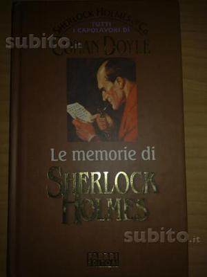 Libri di sherlock holmes