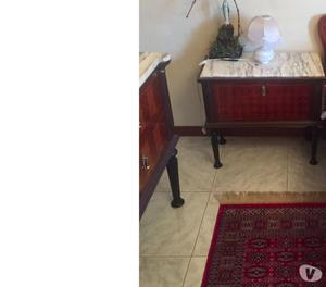 Camera da letto completa anni 50 posot class for Divano rivarolo
