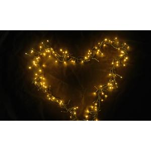 vidaXL Luci di Natale a LED luci 400