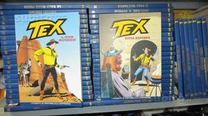 Albi giganti Tex a colori raccolta completa 239 numeri