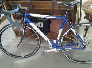 Bici da corsa Tacconi in alluminio
