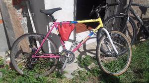 Mountain bike e city bike