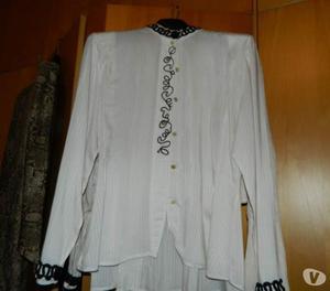 camicie optical jeans seta sahariana anni