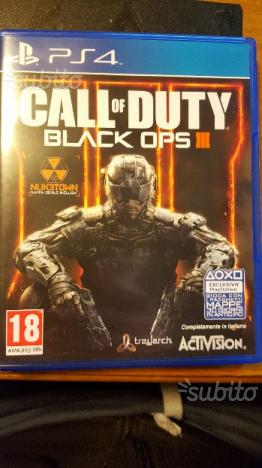 Call of duty Black ops 3 PS4