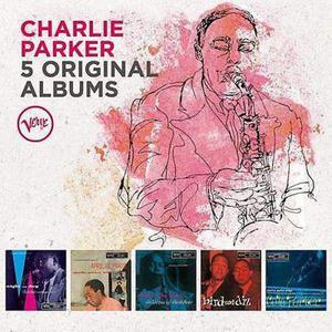 Cd charlie parker