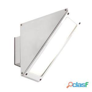 Lampada Applique Alta Con Led Colore Bianco Per Esterno