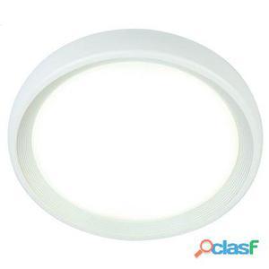 Lampada Plafoniera 18w A Led Smd Tonda Grande Colore Bianco