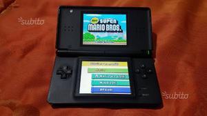 Nintendo ds lite con 150 giochi inclusi
