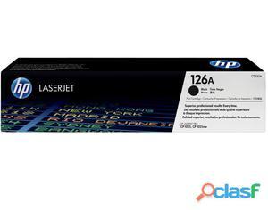 Nuovo CE310A Hp Inc Ce310ahp 126a Black Laserjet Print