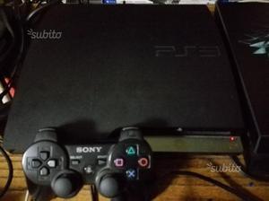 PS3 slim 320 gb perfetta tanti giochi