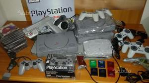 PlayStation 1 PS1 Ps1 LOTTO COMPLETO