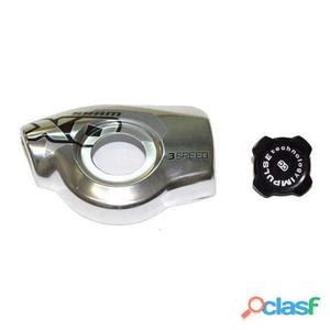 Sram Spare Parts Tapa Mando X0 Left 2012 2v (kit Plata)