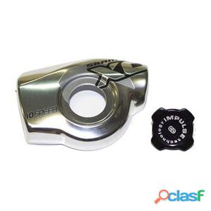 Sram Spare Parts Tapa Mando X0 Right 2012 (kit Plata)