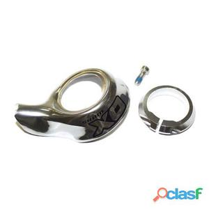 Sram Spare Parts Tapa/abrazad. Gripshift X0 Left Silver