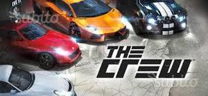 THE CREW PS4 Playstation 4