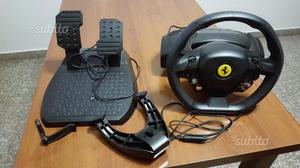Volante Ferrari 458 Xbox360/Pc