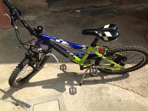 Bicicletta Atala misura 20