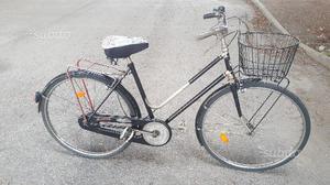 Bicicletta da donna vintage da 26 olimpia con ces