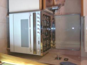 Cucina lofra cs76 curva acciaio satinato 70x60 cm  Posot ...