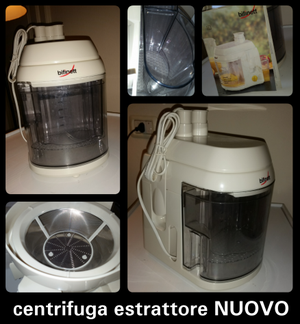 Bialetti estrattore succo frutta posot class - Centrifuga bialetti ...
