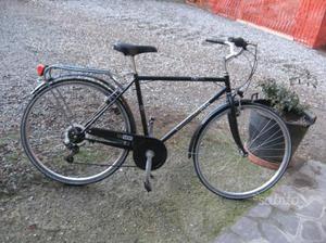 City bike 28 uomo con cambio a posto