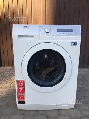 Motore lavatrice aeg w 937 electronic posot class for Motore inverter lavatrice