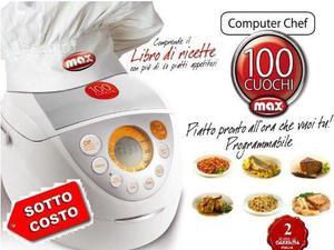 Robot per la cucina nuovo 100 cuochi cento cuochi posot - Cucina ariston 7 cuochi ...