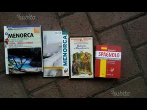 4 libri in spagnolo