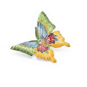 Farfalla Media in ceramica