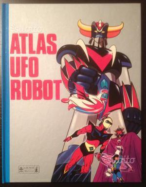 Goldrake Atlas Ufo Robot libro racconti