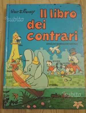 Il libro dei contrary, Walt Disney
