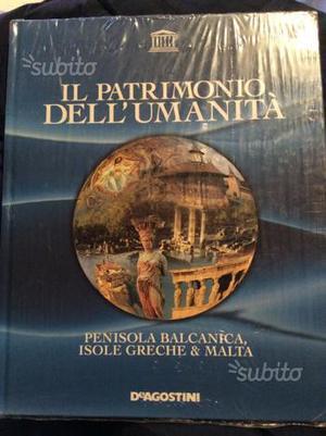 Il patrimonio dell umanita deagostini libro storia