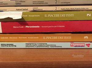 Libri scolastici in buono stato