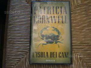 Libro L'isola dei cani di patricia cornwell