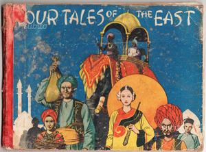 Libro in Inglese OUR TALES of the EAST (Alì Babà e