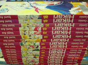 Manga HIKARI COLLEZIONE COMPLETA 1/16 STAR COMICS