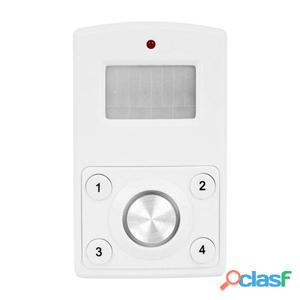 Allarme con sensore di movimento smartwares sc40 -