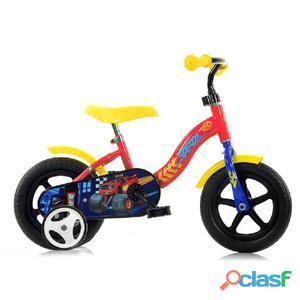 """Bicicletta Blaze Per Bambino 10"""" Senza Freno 108l-bz"""