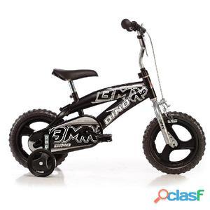 "Bicicletta Per Bambino 12"" Eva Bmx 1 Freno 125xl Dino"