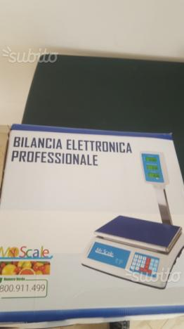 Bilancia elettronica digitale 50 kg