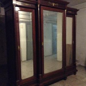 Camera da letto completa stile impero posot class - Letto stile impero ...