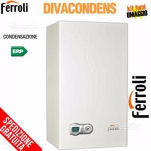 Caldaia a condensazione ferroli divacondens f24