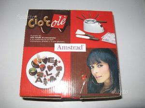 Cioccole' Amstrad macchina per cioccolato