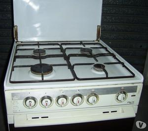 Coperchio per piano cottura rex cm comandi posot class - Rex electrolux cucine a gas ...