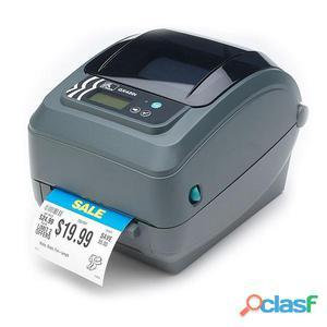 Etichettatrice gx420 tt 203dpi rs232/usb & par w.dispenserin