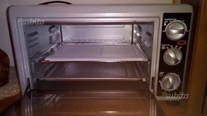 Forno elettrico 23 litri posot class for Tempo cottura pizza forno ventilato